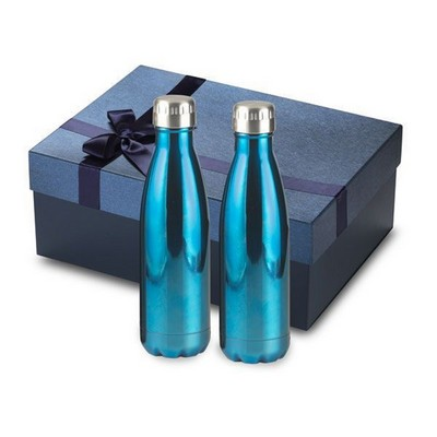 Serendipity Gift Set 2 - 2 17oz Serendipity Camper Bottles in Gift Box